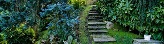 En Vizcaya diseño de jardines Kasaku
