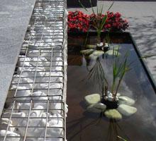 diseño de modernos jardines