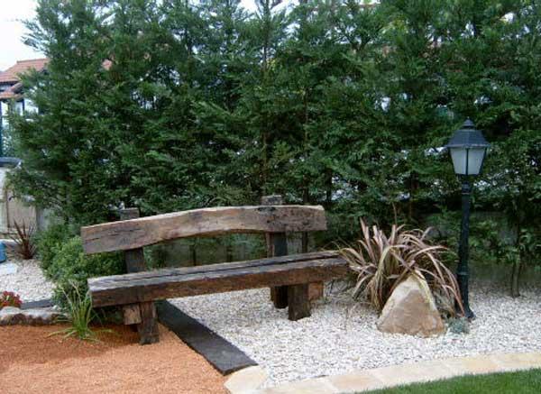 Como decorar un jardin con piscina cubiertas para - Decorar un jardin ...