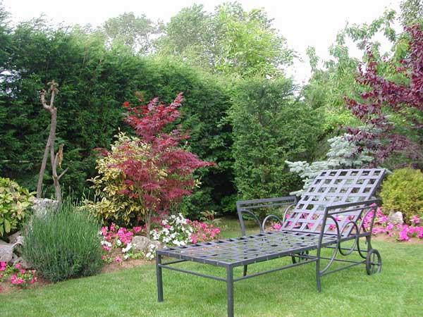 rincones especiales en tu jardín