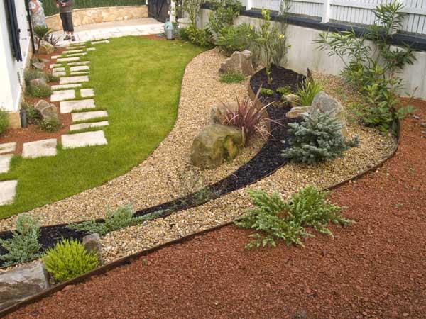 Dise os modernos - Disenos de jardines modernos ...